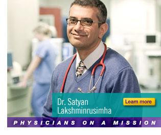 Dr. Satyan Lakshminrusimha