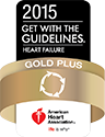 2015 Get with the Guidelines - Heart Failure - Gold Plus Award