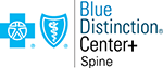 Blue Distinction Spine