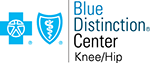Blue Distinction Knee Hip