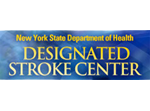 New York State Department of Health Designated Stroke Center