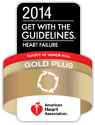 2014 Get with the Guidelines - Heart Failure - Gold Plus Award