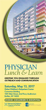 Physician Lunch & Learn