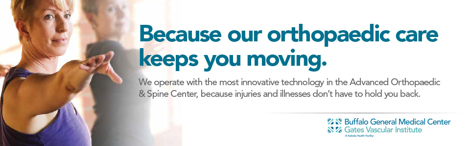 Advanced Orthopaedic & Spine Center at Buffalo General Medical Center/Gates Vascular Institute