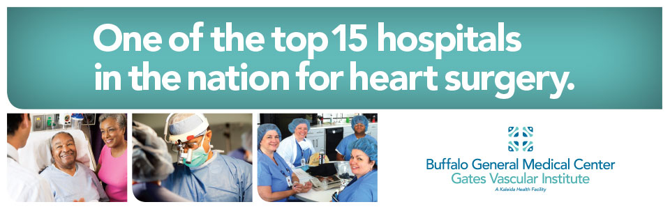 One of the top 15 hospitals in the nation for heart surgery.