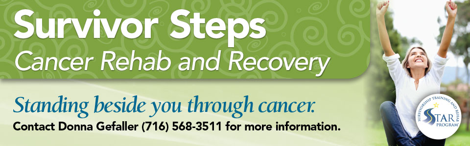 Survivor Steps Cancer Rehab and Recovery