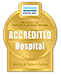 DNV Accredited Hospital logo