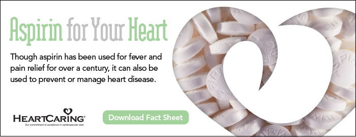Aspirin for Your Heart