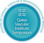 Gates Vascular Institute Symposium logo