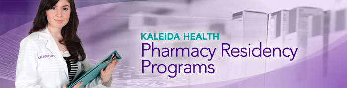 Pharmacy Residency Programs