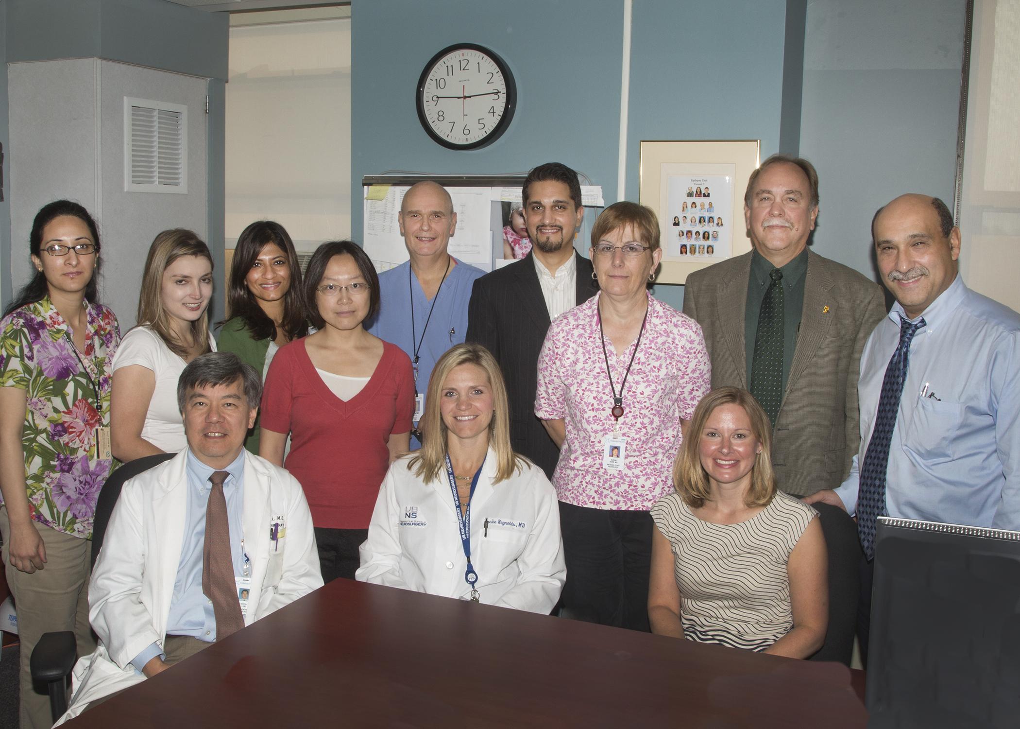 Epilepsy Staff