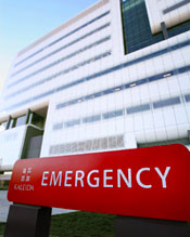 Emergency Department Entrance