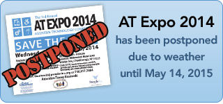 AT Expo 2014 postponed