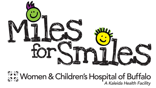 Miles for Smiles logo