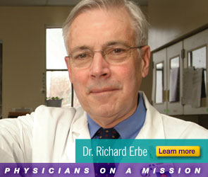 Dr. Richard Erbe