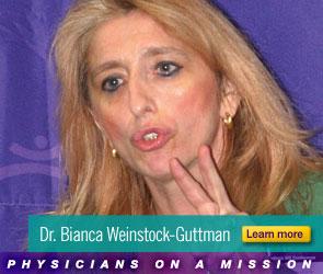 Dr. Bianca Weinstock-Guttman
