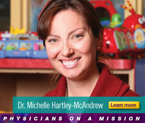 Dr. Michelle Hartley-McAndrew