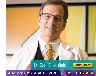Dr. Saul Greenfield