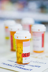 Pill bottle image