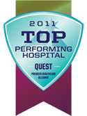2011 Top Performing Hospital Quest Award