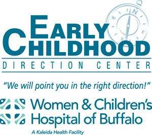 Early Childhood Direction Center logo - We will point you in the right direction!